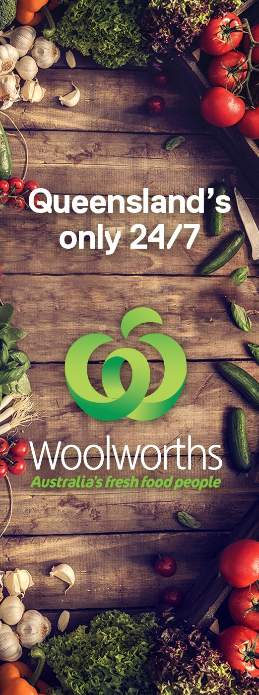 Woolworths open 24/7